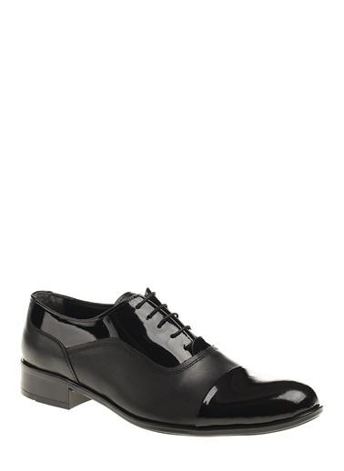 Derigo Siyah Erkek Klasik Ayakkabı 17811 Siyah
